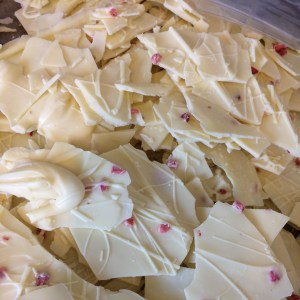 white strawberry bark