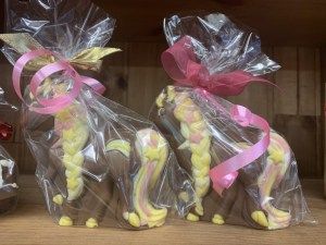 Chocolate Unicorns